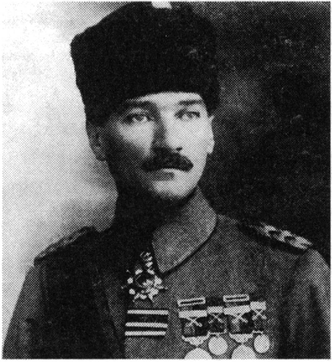 Революционные события в Турции в начале ХХ в и после Первой  Мустафа Кемаль Ататюрк первый президент Турции