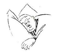 Фазы сна медленный быстрый сон и сновидения Биология Реферат  Рис 209 Медленный сон