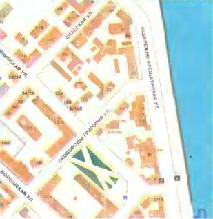 План карта аэрофотоснимок космический снимок Условные знаки  Рис 15 План местности